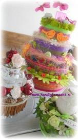 diverse taarten