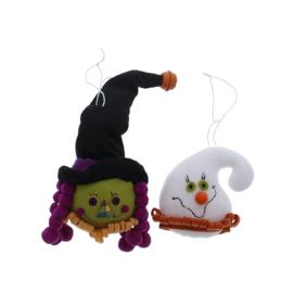 halloween hanger geest of creepie lady