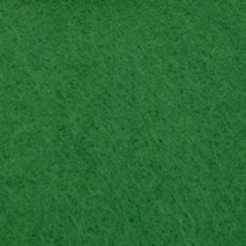 vilt mosgroen  2mm 30,5 x 30,5 cm