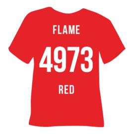 Poli-flex turbo  flame red | 50 x 14 cm