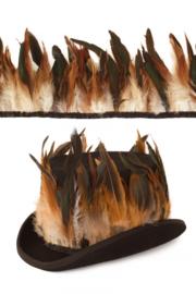 veren op band bruin/naturel