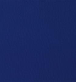 vegan leer indigo blauw