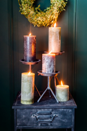 candleholder Mason | L