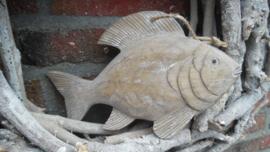 houten vis L