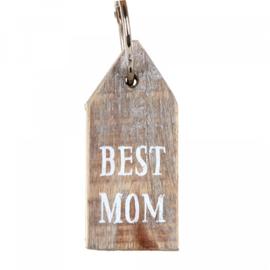 sleutelhanger | BEST MOM