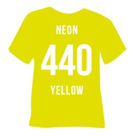 poli-flex premium | neon geel 30,5 x 50 cm