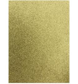 eva foam sheet glitter goud