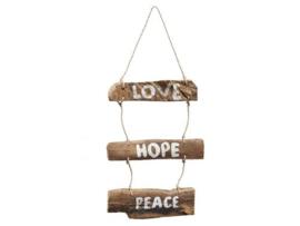 hanger Love, Hope, Peace