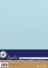 Aureli Elegant Shimmering Paper Baby Blue