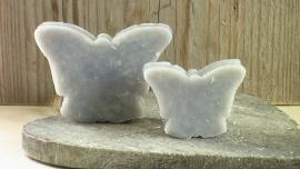 zeep vlinder grijs