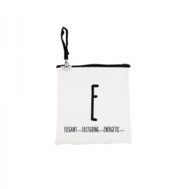 Fabric wallet E