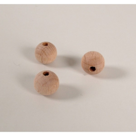 houten kraal 12mm