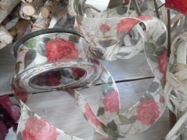 lint | rode rozen