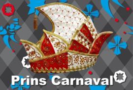 kaart prins carnaval