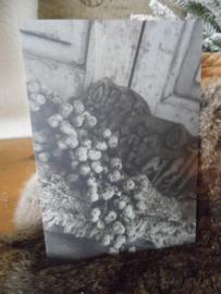 Kaart | stofstempel & dadels
