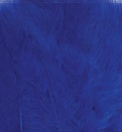 marabou veertjes donker blauw
