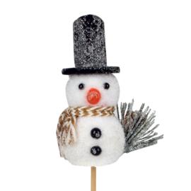 bijsteker sneeuwpop