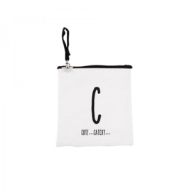 Fabric wallet C