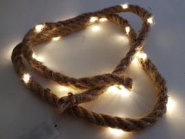 robuust touw met ledverlichting