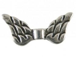 metalen vleugel