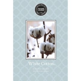 geurzakje white cotton