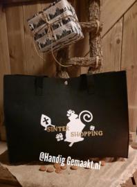 vilten shopping tas | sintershopping