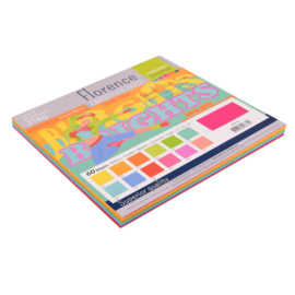florence cardstock smooth | brights