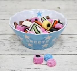 kom sweets blauw