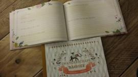 zwangerschaps dagboek