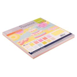 florence cardstock smooth | pastel
