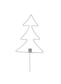 kaarsen steker kerstboom
