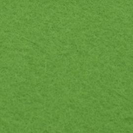 vilt groen  2mm 30,5 x 30,5 cm