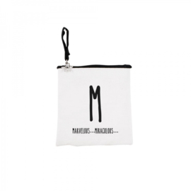Fabric wallet M