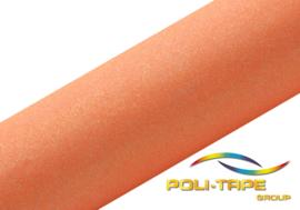 poli flex pearl glitter | neon oranje