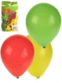 ballonnen | rood/geel/groen