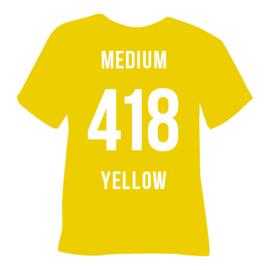 poli-flex premium | medium geel 50 x 30,5 cm