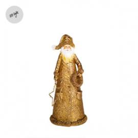kerstman Nittedal goud | M