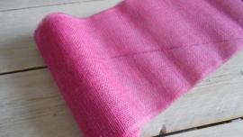 deco jute roze 30 cm