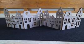 houten huisjes uitvouwbaar 60 cm
