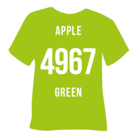 Poli-flex turbo  appel groen | 50 x 14 cm