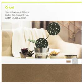 cricut zwaar spaanplaat / heavy chipboard