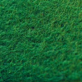 vilt kakigroen  2mm 30,5 x 30,5 cm
