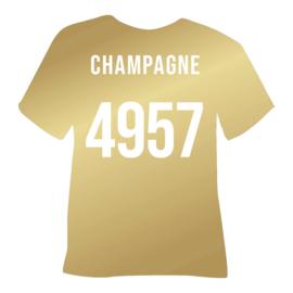Poli-flex turbo | champagne metallic A4