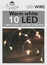 ledverlichting warm wit 10 lamps