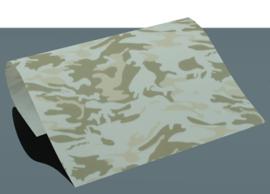flex camouflage zand