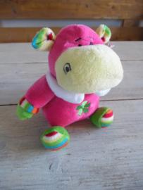 knuffel hippo