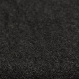 vilt zwart 2mm 30,5 x 30,5 cm