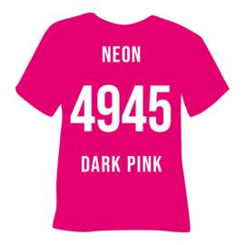poli flex turbo neon dark pink A4