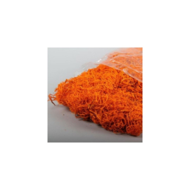 curly mos | oranje