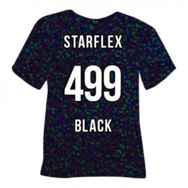 poli-flex starflex | zwart holografisch